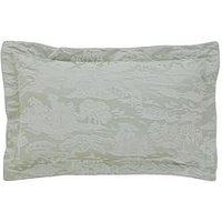 Dorma Cherry Blossom Cotton Rich Oxford Pillowcase Pair