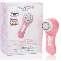 Magnitone London Barefaced Vibra Sonic Daily Cleansing Brush, Green, Women
