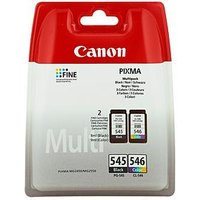 Canon Pg-545/Cl-546 Multipack Ink