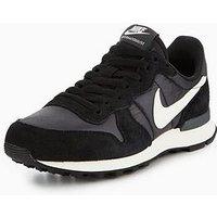 Nike Internationalist - Black/White , Black/White, Size 7, Women
