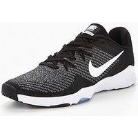 Nike Zoom Condition TR 2 - Black/White, Black/White, Size 4, Women