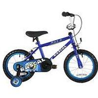 Sonic Boys Rascal Bike 14 Inch Wheel