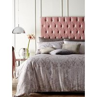 Ideal Home Aaliyah Damask Duvet Cover Set