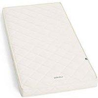 The Little Green Sheep Natural Twist Cot Bed Mattress - 60 x 120 cm, Natural
