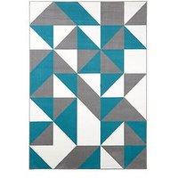 Ideal Home Tyrell Geometric Rug