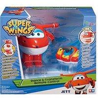Super Wings Super Wings Dance &Amp; Transform Remote Control Jett