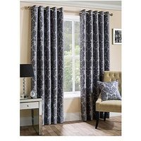 Product photograph showing Park Lane Eyelet Curtains
