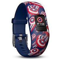 Garmin Garmin Vivofit Junior 2 Adjustable Captain America Activity Tracker