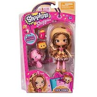 Shopkins Shopkins Shoppies Core Doll - Coco Cookie