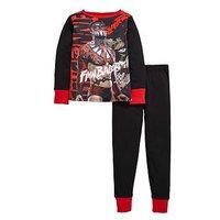 WWE Boys Wrestling Pyjamas, Multi, Size Age: 4-5 Years
