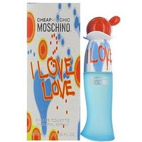 Moschino I Love Love 30ml EDT Spray, One Colour, Women