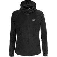 Trespass Marathon Full Zip Hoodie - Black , Black, Size S, Women