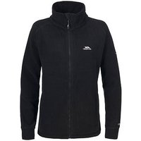 Trespass Clarice Fleece, Black, Size S, Women