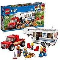 Lego City 60182 Pickup &Amp; Caravan