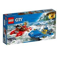 Lego City 60176 Police Wild River Escape