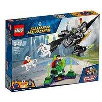 Lego Super Heroes 76096 Superman &Amp; Krypto Team-Up