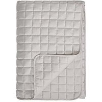 Product photograph showing Hotel Collection Luxury Quilted Bedspread Throw
