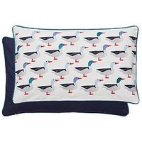 Joules Galley Grade 100% Cotton Canvas Cushion