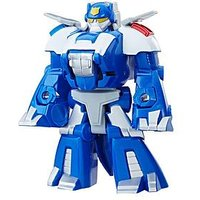 Transformers Playskool Heroes Transformers Rescue Bots Chase The Dino Protector