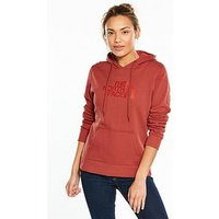 THE NORTH FACE Drew Peak Hoodie - Red , Red, Size Xs, Women