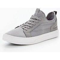 Aldo Vendetti Low Top Sneaker, Grey, Size 7, Men