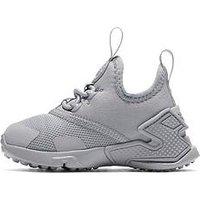 Nike Huarache Drift Infant Trainer, Grey, Size 4
