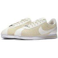 Nike Cortez TXT SE Junior Trainer - Beige , Beige, Size 3