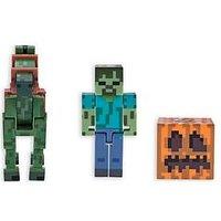 Minecraft Zombie With Zombie Horse