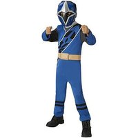 Power Rangers Power Ranger Ninja Steel Blue Classic Ranger