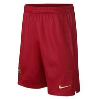 Boys, Nike Youth Portugal Home 18/19 Short, Red, Size Xs