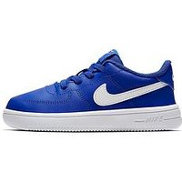 Nike Force 1 Infant Trainers, Blue, Size 9.5