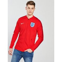 Nike England Anthem Jacket, Red, Size S, Men