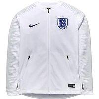 Boys, Nike Junior England Anthem Jacket, White, Size S