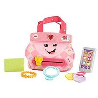 Fisher-Price My Pretty Learning Purse, One Colour