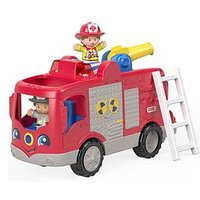 Fisher price Little People Fisher Price Little People Helping Others Fire Truck, One Colour