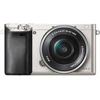 Sony Α6000 E-Mount Camera With Aps-C Sensor - Silver