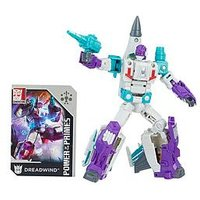 Transformers Generations Power Of The Primes Deluxe Class Dreadwind