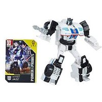 Transformers Generations Power Of The Primes Deluxe Class Autobot Jazz