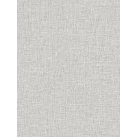 Product photograph showing Arthouse Linen Texture Wallpaper - Grey