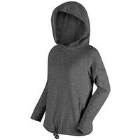 Regatta Chantile Over The Head Hoodie , Ash, Size 14, Women