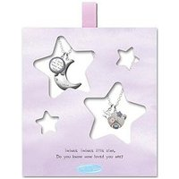 Me To You Me To You Tatty Teddy Mum And Daughter Necklace Set, One Colour, Women