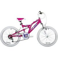 Flite Spin Girls Bike 20 Inch Wheel