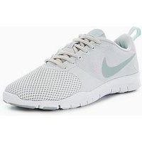 Nike Flex Essential - White Iridescent , Grey, Size 8, Women