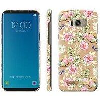Ideal Of Sweden Fashion Case Samsung Galaxy S8 Plus Champagne Birds