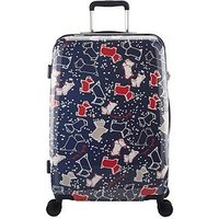 Radley Speckle Dog 4 Wheel Medium Case