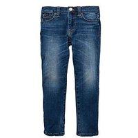 Ralph Lauren Boys Slim Fit Jeans, Dewey Wash, Size Age: 6 Years