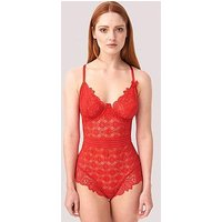 Lepel Charlie Body - Red, Red, Size 36A, Women