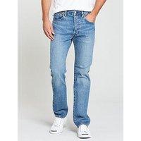 Levi's Levis 501® Original Fit Jeans, Baywater, Size 32, Inside Leg Regular, Men