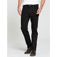 Levi's Levis 502™ Regular Taper Jean, Nightshine, Size 33, Inside Leg Short, Men