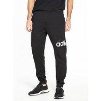 adidas Essential Logo Track Pants, Black, Size 2Xl, Men